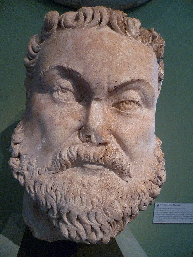 Toulouse - Musée Saint-Raymond - Maximien Hercule1.jpg