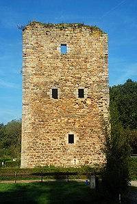 Tower of Alvaux