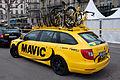 Tour de Romandie 2013 - Stage 5 - Mavic car.jpg