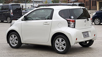 Toyota iQ - Toyota iQ (Japan)