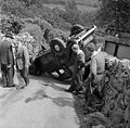 Traffic accident involving Rev J W Jones, Llanelltyd (12743915613).jpg