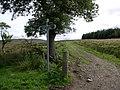 Trail Sign - geograph.org.uk - 713278.jpg