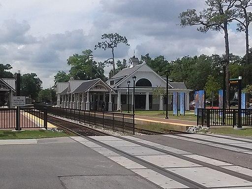 Train station in winter park ,ORLANDO FL - panoramio