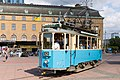 Tram M5 92 at Drottningstorget, Göteborg, Photo 1.jpg