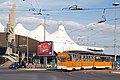 Tram in Sofia in front of Central Railway Station 2012 PD 022.jpg