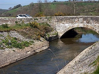 Tregony - Tregony Bridge