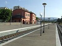 Tremp. Estació de tren 2.JPG