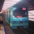 Tren NS-74 en Estacion Ñuble.jpg