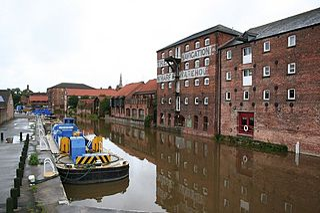 Trent Navigation Company British river navigation company between 1783-1940