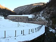 Trento-Forte Bus de Vela-northwest