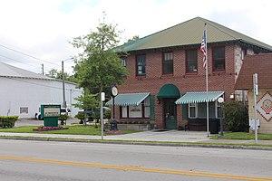 Trenton, Florida - Trenton City Hall