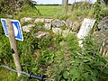 Trevalgan farm stile.( St.Ives side.) - panoramio.jpg