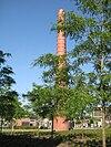 Fabrieksschoorsteen (De Tricotfabriek)
