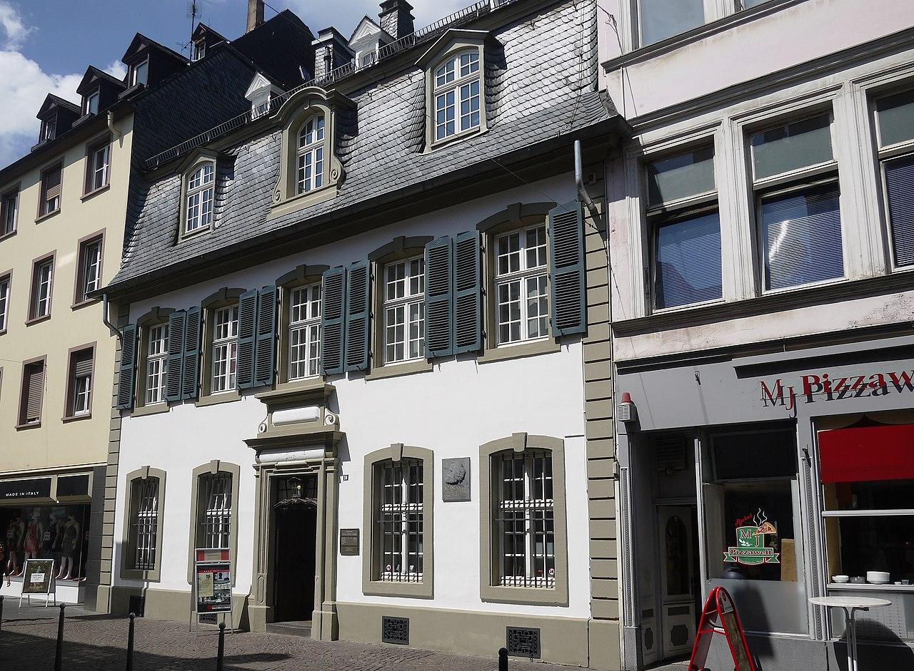 Datei Trier Marx Haus –
