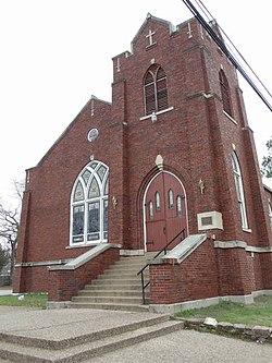 Trinity English Lutheran Church - Wikipedia
