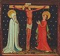 Triptyque de la Petite Passion - Volet droit Crucifixion.jpeg