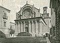 Troja facciata della cattedrale xilografia.jpg