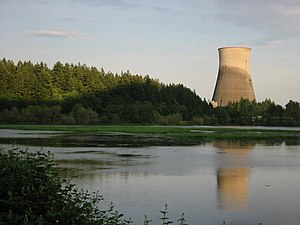 Trojan Nuclear Power Plant - May 2006, shortly before demolition