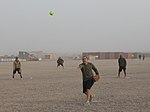 Troops 'batter up' for softball in Afghanistan DVIDS346829.jpg