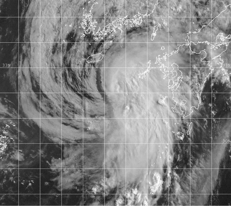 Tropical Depression 08W 1999