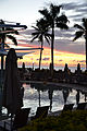 Tropical Sunset over the pool (6762532187).jpg