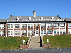Troy PA High School middle section.jpg