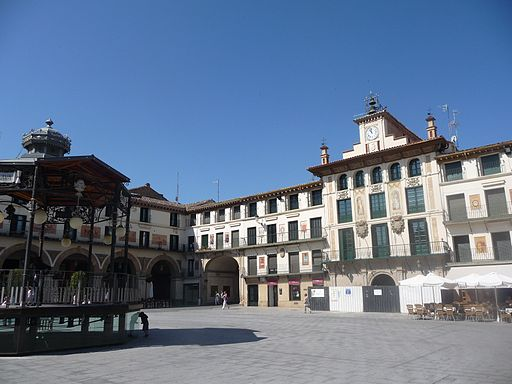 Tudela Plaza de los Fueros