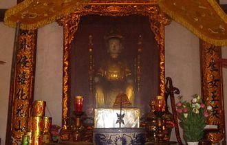Lady Triệu - Image: Tuong Ba Trieu