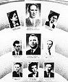 Turda, Colegiul National Mihai Viteazul, cadre didactice 1957.jpg