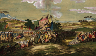 Austro-Turkish War (1788–1791) - The main Ottoman army led by the Grand Vizier advancing to Sofia in May 1788