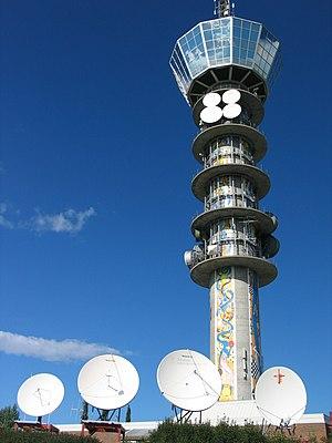 Tyholttårnet - Tyholttårnet