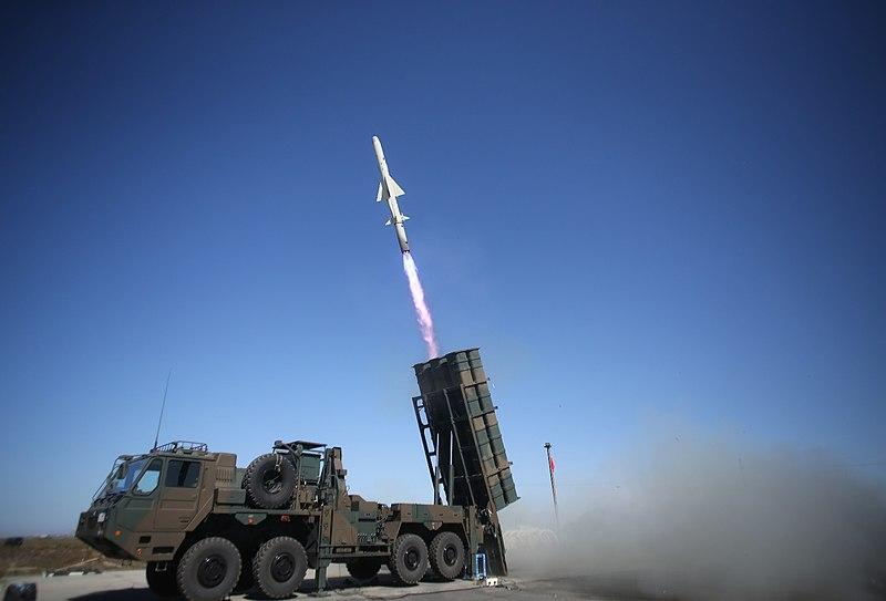 Type 12 (AShM) firing, Japan GSDF.jpg