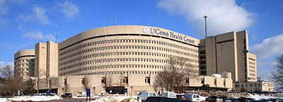 University of Connecticut Health Center - Wikipedia