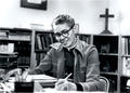 Pauli Murray was a civil rights activist and lawyer who taught at Brandeis.