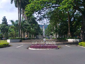 University of the Philippines - UP Los Baños