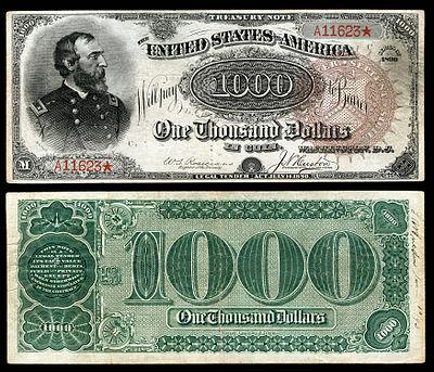 Treasury Note (1890–91)