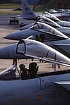 USAF F-15C 36th TFW line-up at last chance Bitburg AFB.jpg