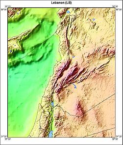 USGS CMG InfoBank Atlas, Lebanon regions.jpg