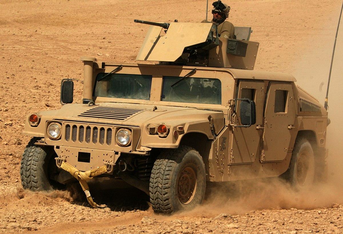 Military Light Utility Vehicle Wikipedia