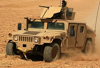 Military light utility vehicle - The Humvee has been the U.S. military's main light vehicle platform since it was rolled out in large numbers from the mid 1980s