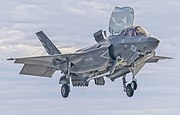 USS America's Test F-35 Flight Operations