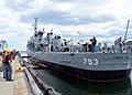 USS Cassin Young moors at Charlestown Navy Yard. (8793138297).jpg