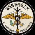 USS Essex (CVA-9) insignia, 1959 (K-24640).png