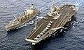 USS Harry S. Truman alongside USNS John Lenthall.jpg