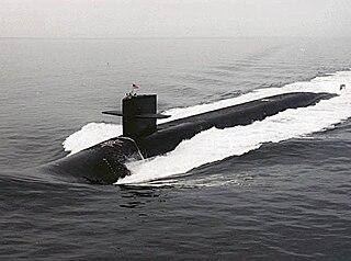 USS <i>Kentucky</i> (SSBN-737)
