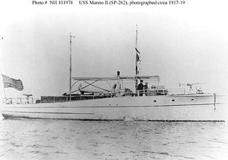 USS <i>Manito II</i> (SP-262)