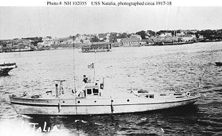 USS <i>Natalia</i> (SP-1251)