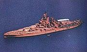 USS Nevada (BB-36) Operation Crossroads Target Ship