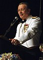 US Navy 061017-N-1132M-139 Vice chairman of the Joint Chiefs of Staff, Adm. Edmund P. Giambastiani Jr., addresses guest at the Mississippi Gulf Coast's 28th annual Salute to the Military.jpg