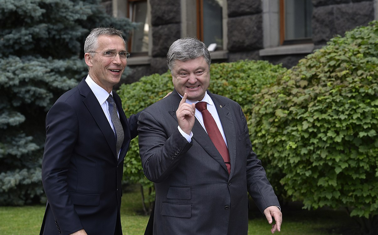 Ukraine – NATO Commission chaired by Petro Poroshenko (2017-07-10) 03.jpg
